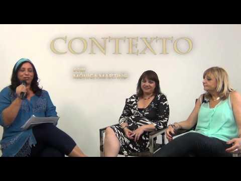Programa Contexto – Celi e Marilucia